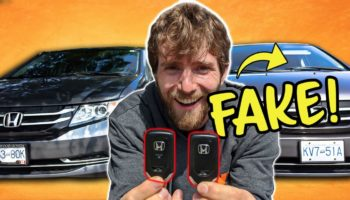 This Guy Attempts To Prank His Wife By Switching Her Car With A Replica Without Her Noticing