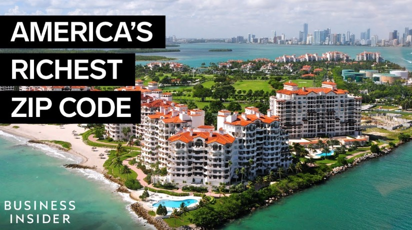 Take A Tour Inside The Richest Zip Code In The United States
