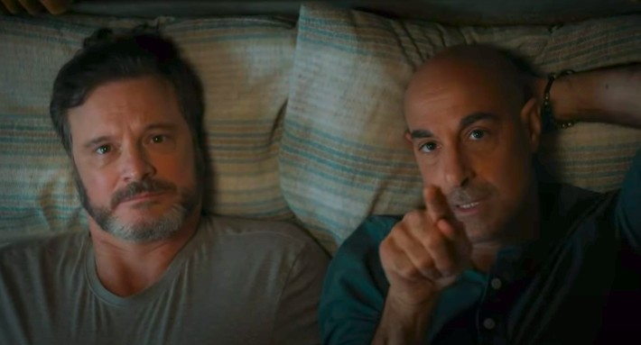 Colin Firth And Stanley Tucci Are A Couple Whose Lives Are Upended By Alzheimer's In 'Supernova' Trailer