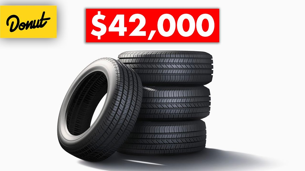Why Do These Michelin Tires Cost As Much As A Sedan?