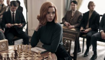 Anya Taylor-Joy Makes Money Moves As A Chess Master In 'The Queen's Gambit'