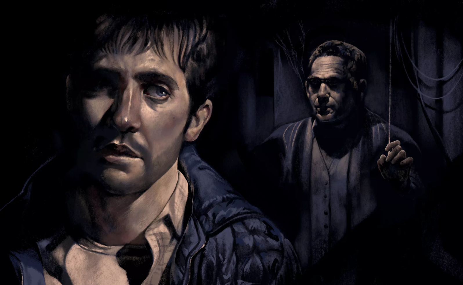 How They Made The Terrifying Basement Scene In 'Zodiac'