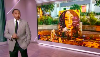 Stephen A. Smith's Speech About NBA Players Reacting To Breonna Taylor Grand Jury Decision Was Beyond Powerful