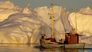 The Daring Plan To Save The Arctic Ice With Glass