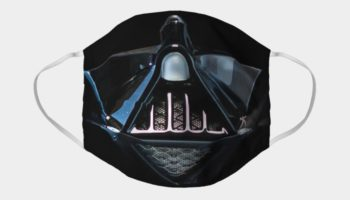 Get A Funny Pop Culture Cloth Mask, Support Front Line Workers