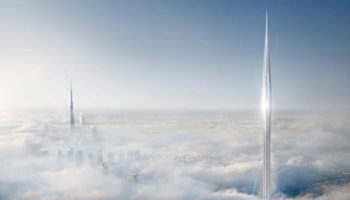 Why Construction On The World's Tallest Structure Was Put On Hold