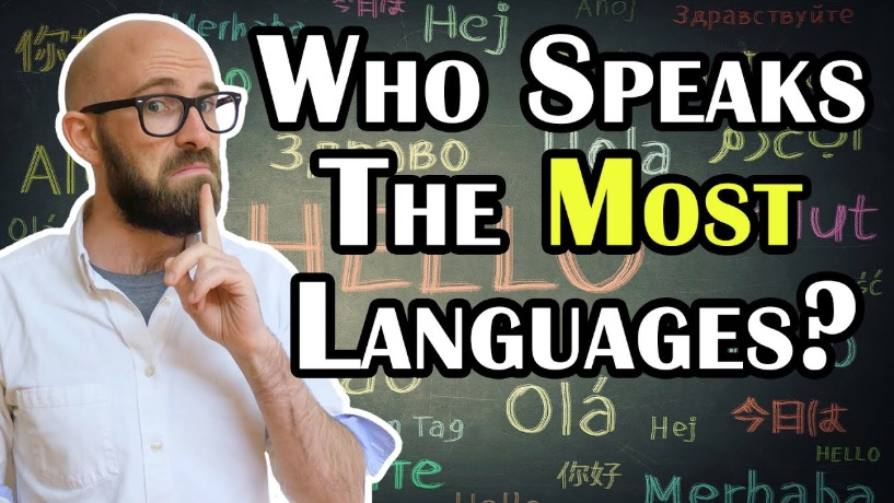 What Is The Record For Most Languages Spoken By A Single Person?