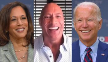 Dwayne Johnson Backs Biden With First Public Presidential Endorsement