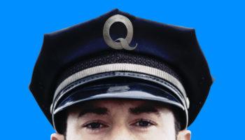 QAnon Is Attracting Cops