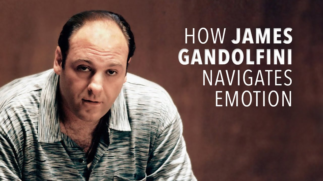 James Gandolfini's Balanced Approach Made Him Emote On Screen To Perfection