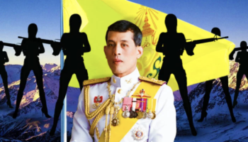 With An Army Of Sex Soldiers, A Thai King Makes His Great Escape