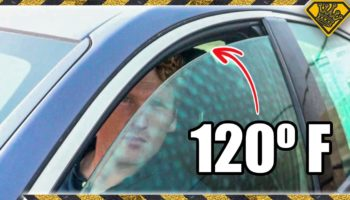 Here's The Fastest Way To Cool Down A Car In 100°F Weather