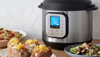Stew For Two:  This Smaller Instant Pot Makes Easy Meals For Couples