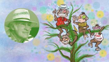 A Wild Monkey Chase: Do Ken Kesey's LSD-Dosed Apes Still Roam La Honda?