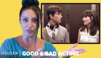 Acting Coach Grades Love-At-First-Sight Scenes From Movies By Their Believability