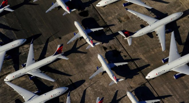 Inside The Airline Industry's Meltdown