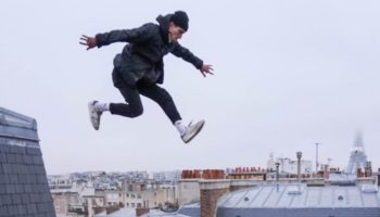The Art And Origins Of Running Across Paris Rooftops