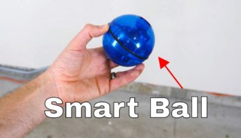 This Ball That Never Gets Stuck Can Solve Its Way Through A Maze