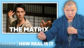 Shaolin Master Judges 10 Kung Fu Movie Fights By How Real They Are