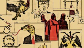 QAnon, Blood Libel And The Satanic Panic