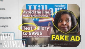 How People Are Trying To Get You To Screw Up Your Vote Online