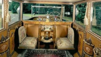 See Inside A 1926 Rolls-Royce Phantom, The Most Expensive Rolls-Royce Ever Made