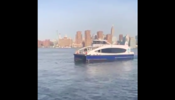 The Worst Way To Find Out Your Ferry Service Is Suspended