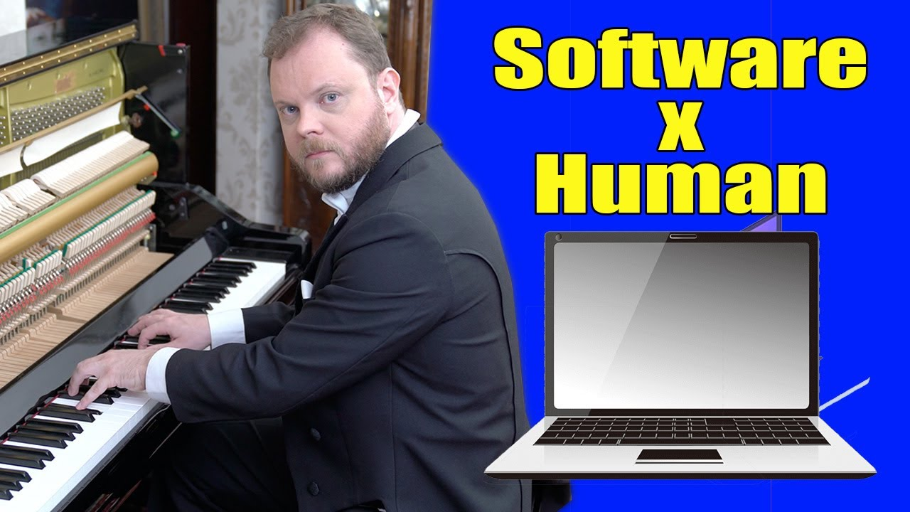 Can You Hear The Difference Between A Software Playing This Piano And A Human?