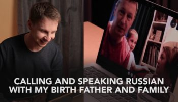 Here's A Heartwarming Video Of A Kiwi Man Surprising His Biological Father By Learning Perfect Russian