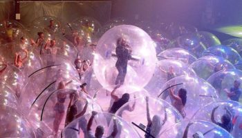 The Flaming Lips Found A Creative Way To Hold A Concert During A Pandemic