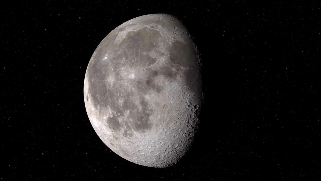 NASA's Big Announcement Is Here — There's Water On The Moon