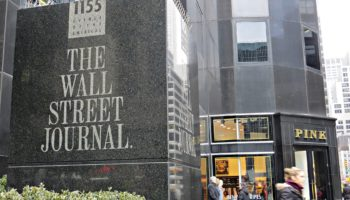 Trump Had One Last Story To Sell. The Wall Street Journal Wouldn't Buy It