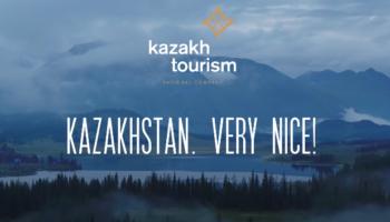 Kazakh Travel Ads Adopt New Slogan, 'Very Nice,' In Response To Borat
