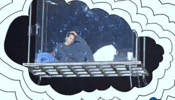 I Think About David Blaine's Glass-Box Stunt A Lot