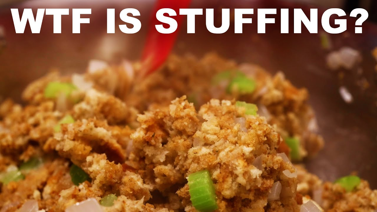 How Do You Tell The Difference Between Stuffing...