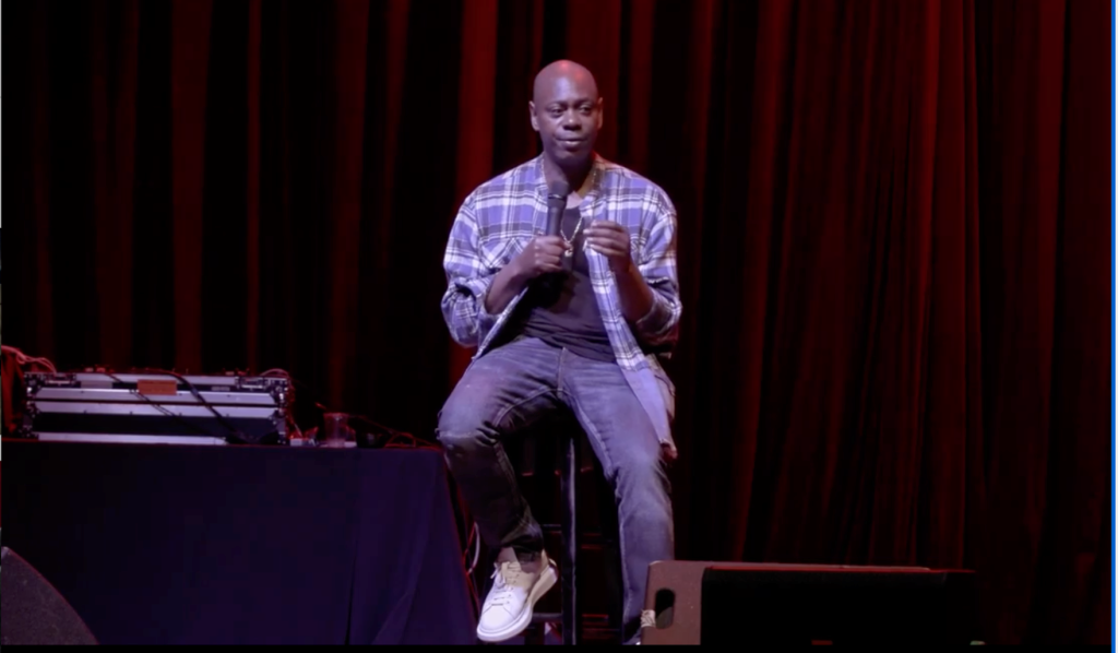 Netflix Removes 'Chappelle's Show' From Service Upon Request From Dave Chappelle
