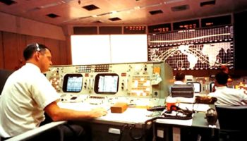 How Did Mission Control Track The Astronauts On Their Big Board In The 1960s?