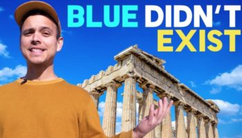 Why Didn't The Ancient Greeks Have A Word For The Color 'Blue'?