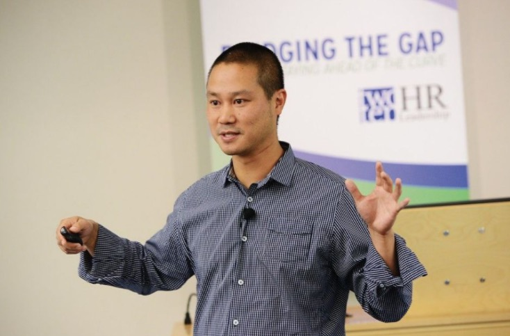 Tony Hsieh, Zappos Luminary Who Revolutionized The Shoe Business, Dies At 46