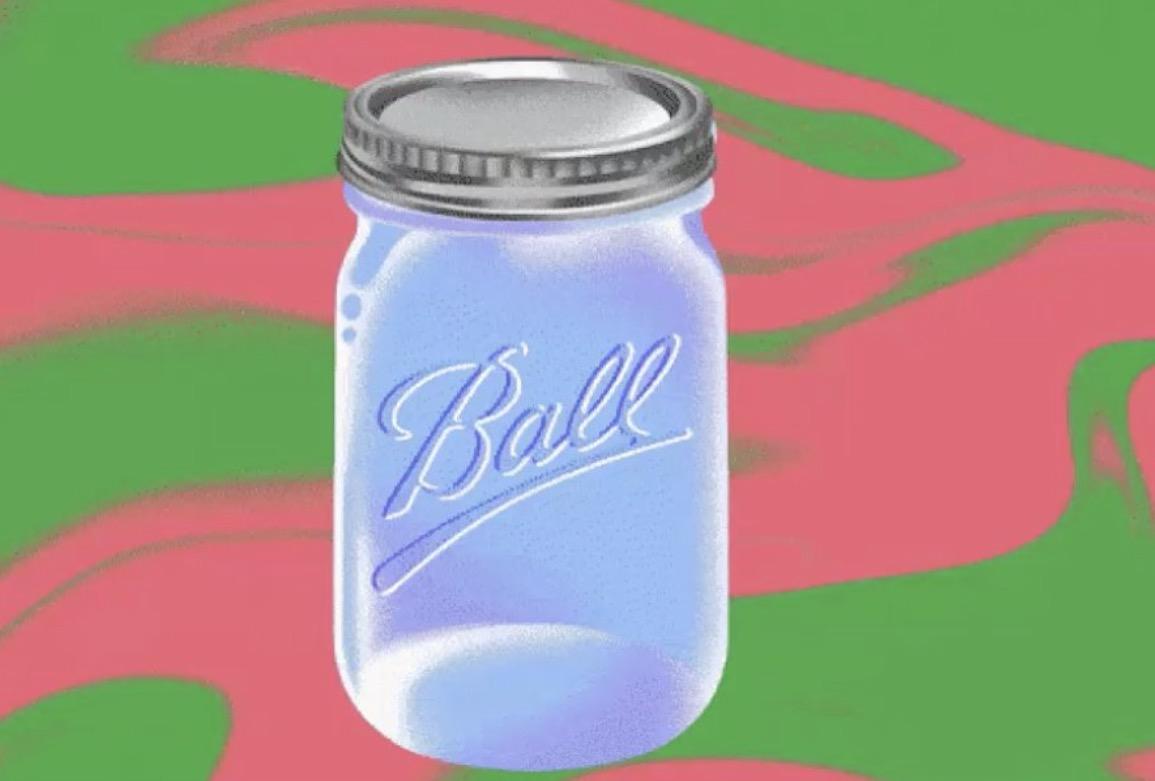 Why Everyone's Suddenly Hoarding Mason Jars