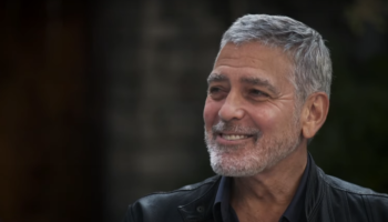 George Clooney Has Been Using A Flowbee To Cut His Hair For Years