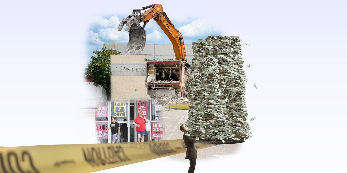 The $2 Billion Mall Rats