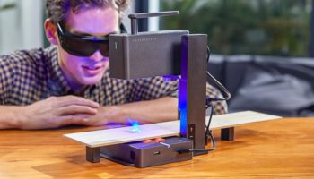 Ever Wanted To Make Sick Laser Etchings? This Kickstarter Lets You DIY