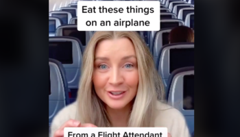 Flight Attendant Warns People About The Things You Should Never Consume On A Plane