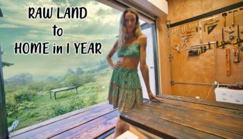 Here's An Eye-Popping Time-Lapse Of A Couple Building A 3-Acre Farm In One Year From Scratch