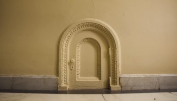 Here's Why The United States Capitol Has These Unusual Tiny Doors