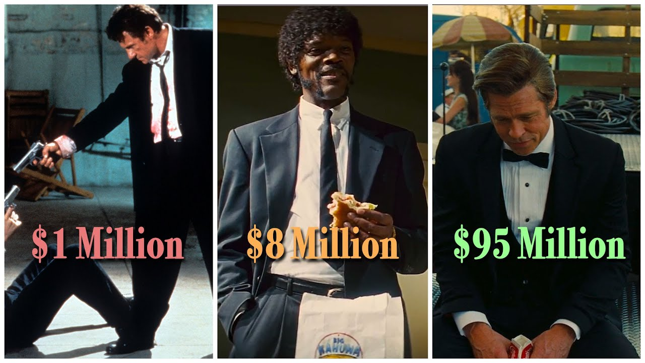How Quentin Tarantino Shoots A Film At 3 Different Budget Levels: $1M, $8M And $95M - Digg
