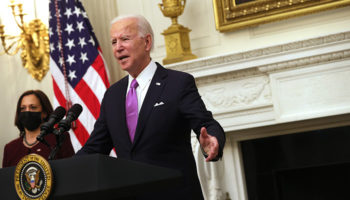 What Biden Did On Day One Vs. What He Promised