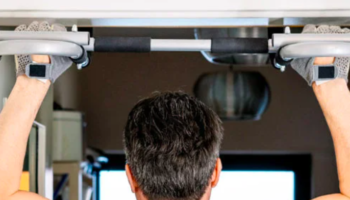 How To Use A Doorway Pull-Up Bar Without Tearing Down Your House