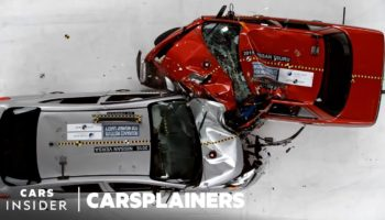 How The Least Safe Cars On The Road Earn A Zero-Star Crash Test Rating